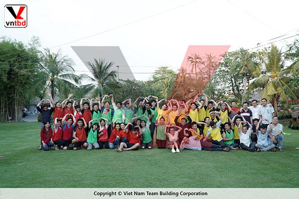 Tour team building 1 ngày tại bình quới, Tổ chức team building, Công ty tổ chức team building, Vietnamteambuilding, Du lịch team building, Tour team building
